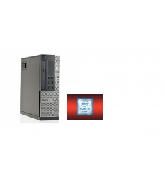 DELL Optiplex 790 CORE I 3-2100-3.1GHZ-RAM4GB-HDD 250GB