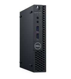 Máy tính để bàn Dell Optilex 3070 Micro XCTO (42OC370003) i5-9500T/4G/500GB/KEYBOARD/MOUSE