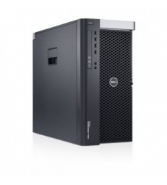 Máy Trạm Dell Precision T3600 - Cpu: Intel Xeon E5-2680- 6 nhân / 12 luồng 2.0 GHz up to 3.00 GHz-VGA 1060-6GB-RAM 32GB-SSD 240GB-HDD 1TB