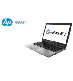 HP PROBOOK 650G1-CORE I 5-5210-RAM4GB -SSD120GB-B 15.6INCH