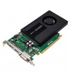 card quadro K2000 2GB GDDR5 - Quadro K2000